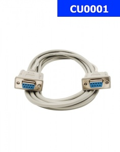 Cable DB9 F/F 1.5M